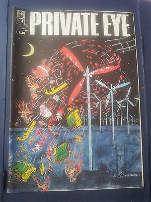 PRIVATE EYE Magazine 1122 24 Dec to 6 Jan 2007 CHRISTMAS ISSUE