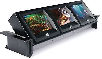 Numark VM03 Triple Screen Video Monitor