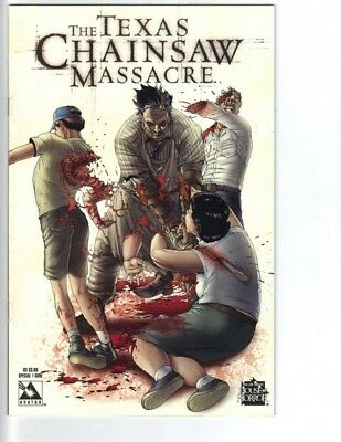 Texas Chainsaw Massacre Special 1 Gore Edition Variant Avatar 2005