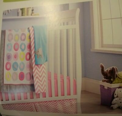 Circo Pc Crib Bedding Set Burst Of Spring