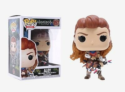Funko Pop Games: Horizon Zero Dawn - Aloy Vinyl Figure Item #22598