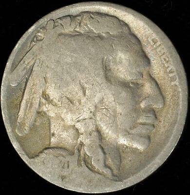 1920-S Circulated Buffalo Nickel - Always Best Value @ CherrypickerCoins-181