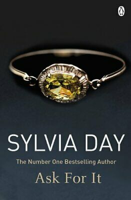 Ask for It (Georgian Romance) by Sylvia Day Book The Cheap Fast Free Post