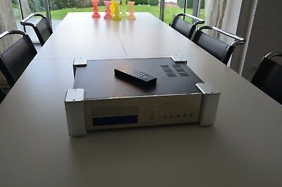 DOGE 6 CD-Player Vacuum Tube Reference Player !!!