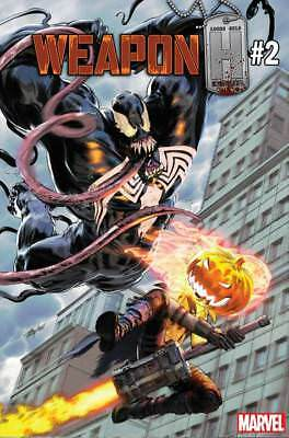 🔥 Weapon H #2 Mayhew Venom 30Th Variant Legacy 🔥 - 4/18/18