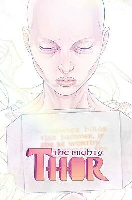 Mighty Thor #706 Legacy - 4/18/18