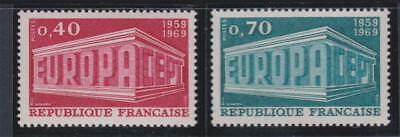 F269 - France Stamps 1969 Europa Cept Mnh
