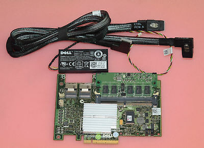 DELL PERC H700 8 BAY RAID CONTROLLER 512MB Upgrade Kit for PowerEdge R710