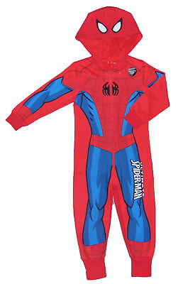 Boys Spider-man All in One 4-5 Years Great Quality Exstore Last One Bargain
