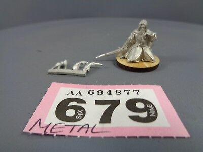 Warhammer Hobbit Lord Of The Rings Metal Dying Boromir Clearance 679