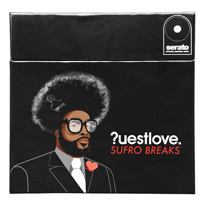 Serato x Questlove - Sufro Breaks ?uestlove limited Vinyl Box