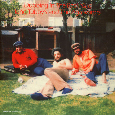 King Tubby & The Aggrovators - Dubbing In The B (Vinyl LP - 1982 - UK - Reissue)