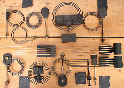 Antique Clock Parts Gongs and Chimes Spares parts repairs