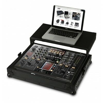 UDG - U91024BL - Ultimate Flight Case Pioneer DJM-2000/NXS Black Plus (Laptop Sh