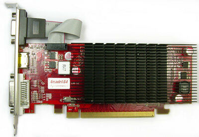 ArcadeVGA 5000 Card PCIe BRAND NEW FROM ULTIMARC!