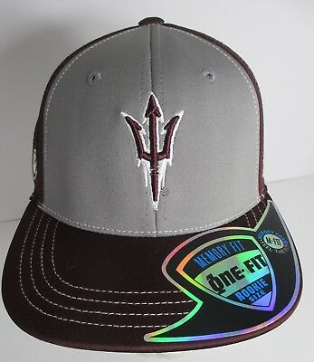 d543f8e1b37 ARIZONA STATE UNIVERSITY ASU Sun Devils Hat Cap Youth Fitted NCAA ...