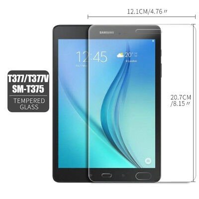 Tempered GLASS 9H Screen Protector for Samsung Galaxy Tab E 8.0 T377 T377V T375