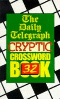 Daily Telegraph Cryptic Crossword Book: No.... by Telegraph Group Limi Paperback