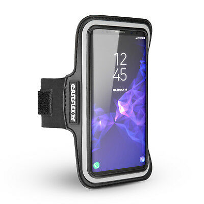 Samsung Galaxy S9 Sports Armband for Running Jogging Fitness Arm Band Case Cover
