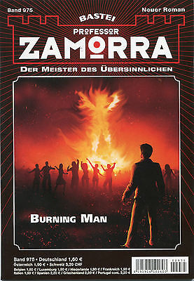 Professor Zamorra, Nr. 975, Burning Man