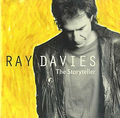 Ray Davies - The Storyteller - Ray Davies CD 5EVG The Cheap Fast Free Post The