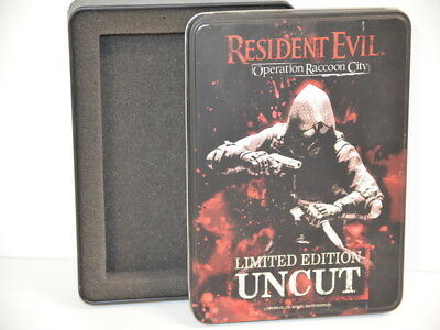 Resident Evil Operation Raccoon City limited Edition Steelbook  - ohne das Spiel