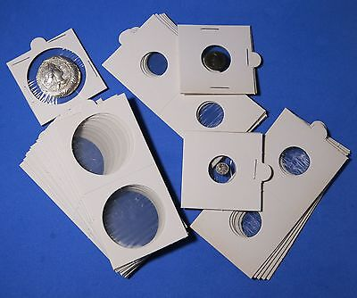 Hartberger Card Coin Holders, Non-adhesive, 30 Cards, Three Sizes