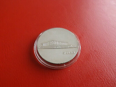 * Israel 5 Pfund/Lirot 1965 Silber * 17th Anniversary of Independence