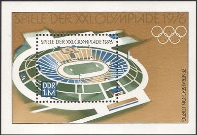 Germany 1976 Sports/Olympic Games/Stadium/Buildings/Architecture 1v m/s (n45637)