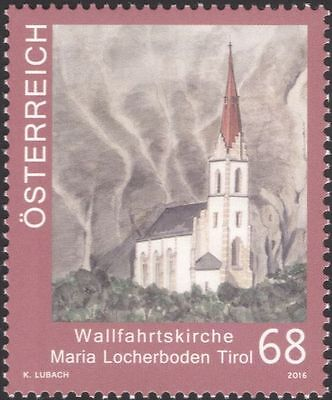 Austria 2016 Church/Churches/Buildings/Architecture/Heritage/History 1v (at1223)