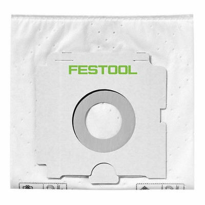 Festool Filter Bag for CT SYS Dust Extractor (5-Pack) 500438 New