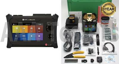 INNO View 500 SM Fiber OTDR & View 1 SM MM Clad Alignment Fiber Fusion Splicer