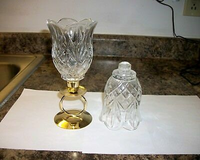 Home Interiors Votive Candle Sconce Cups Gorgeous