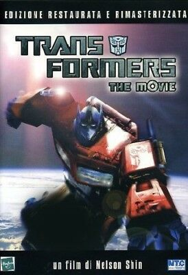 Transformers: The Animated Movie [New Blu-ray] Australia - Import