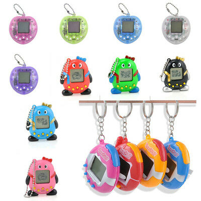 Nostalgic Cute 168 Pets in One Virtual Cyber Pet Toy Funny Tamagotchi Retro Toy