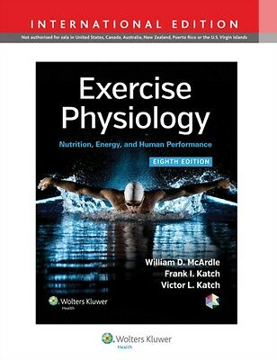 Exercise Physiology: Nutrition, Energy, and Human Performance (In...