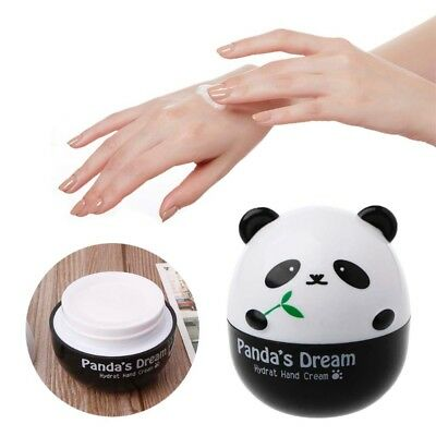 Panda Shape Hand Cream For Lift Hardening Moisturizing Exfoliating Nourishing