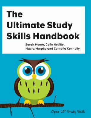 The Ultimate Study Skills Handbook (Open Up S... by Connolly, Cornelia Paperback