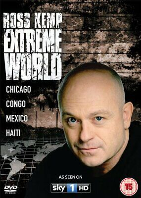 Ross Kemp - Extreme World [DVD] - DVD  CIVG The Cheap Fast Free Post