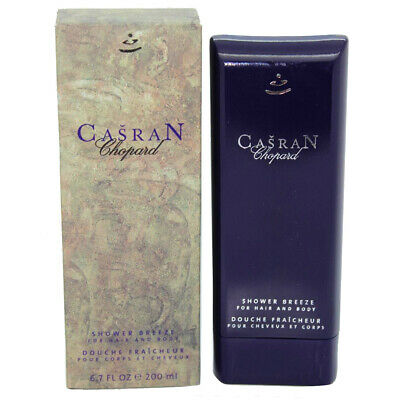 Chopard Casran Shower Breeze For Hair And Body 200Ml Rare/Vintage