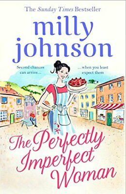 The Perfectly Imperfect Woman by Johnson, Milly Book The Cheap Fast Free Post