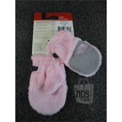 The North Face NF00CLQ6E9G-M Baby/Toddler Oso Cute Mitt Medium Coy Pink Mittens