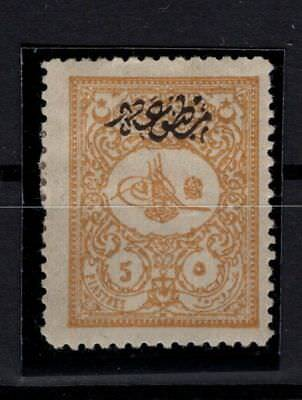 P61703/ Turkey Newspaper / Mi # 113A Neuf * / Mint Mh Certificate 550 €