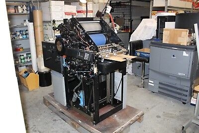 Offset Press-AB Dick 9910 XCD Single Color