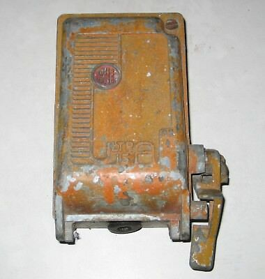 Vintage Industrial BILL 15 Amp Double Pole SWITCH FUSE Isolater