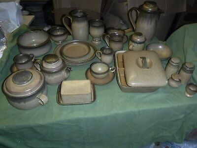 Denby /Langley Tableware Romany  items