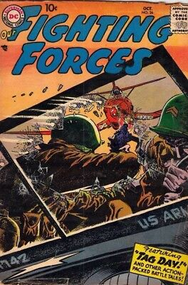 Our Fighting Forces #26 Sgt Rock Easy Co strict VG+ 4.5  40% Off Sale Ends Soon