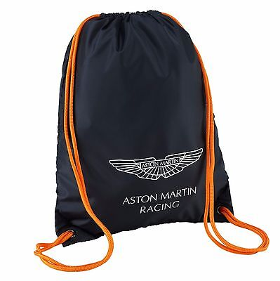 Aston Martin Racing Official Gulf Team Pull String Sports Gym Bag