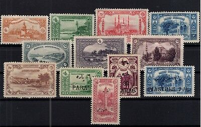 P61773/ Turquie Turkey / Lot 1920 - 1921 Neuf * / Mint Mh 108 €