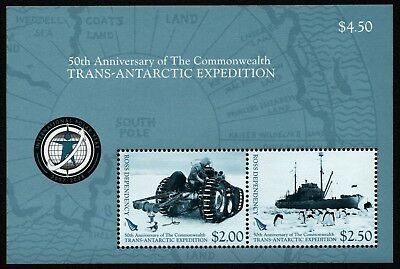 Ross-Gebiet 2007 - Mi-Nr. Block 2 ** - MNH - Transantarktisexpedition